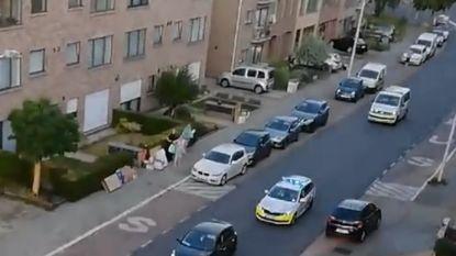 VIDEO. Dealer gooit meer dan kilo wiet uit raam tijdens achtervolging in Deurne