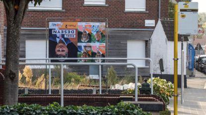 """CD&V 4.0 Kortrijk blijft blunderen: affiche hangt ondersteboven """"door vermoeidheid"""""""