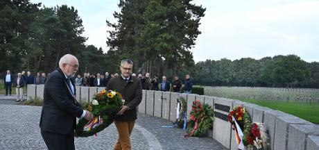 Een Duitse begraafplaats bezoeken, is niet meer zo raar