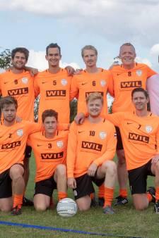 Geintje mondt uit in EK-debuut: Bennekomse vrienden naar EK Vuistbal