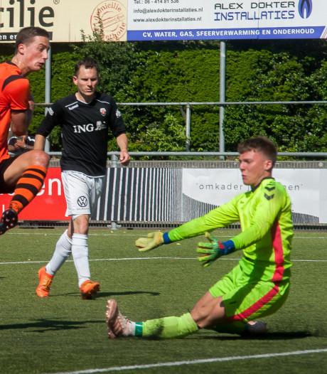 Sparta Nijkerk pakt ticket voor de derde divisie