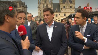 """Is dit dé video van 2019? Bart De Wever noemt Tom Van Grieken """"paljas"""""""