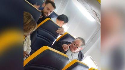 Politie onderzoekt racistische tirade op vlucht Ryanair