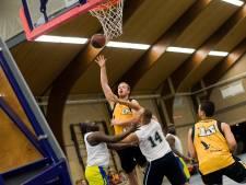 Slecht begin nekt basketballers Archipel