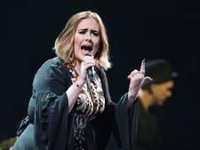'Huismus' Adele: Op tour gaan is een vreemd iets
