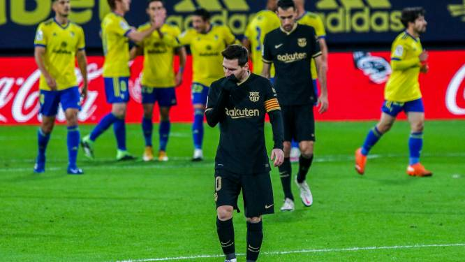 Barcelona verliest al voor de vierde keer in La Liga en staat 12 punten achter op Atlético