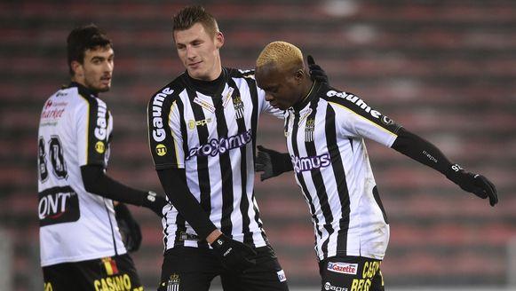 Neeskens Kebano heeft er met een strafschop 1-0 van gemaakt. De Congolese international was alweer de meest opvallende Zebra.