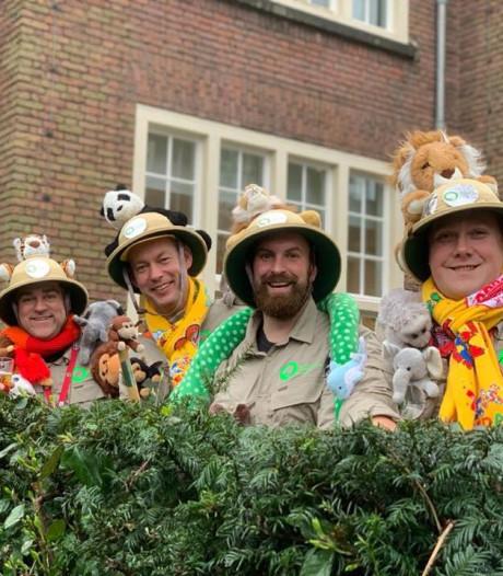 VVD'ers Dijkhoff en Aartsen stappen voor paar dagen over naar 'Partij voor de Wilde Dieren'