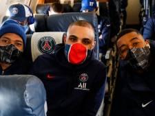 """Le PSG critiqué pour avoir rallié Lens en jet privé: """"Un coup de boule dans le climat"""""""