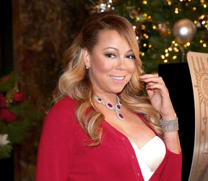 Mariah Carey geeft donderdag 13 december een kerstconcert in de Ziggo Dome.