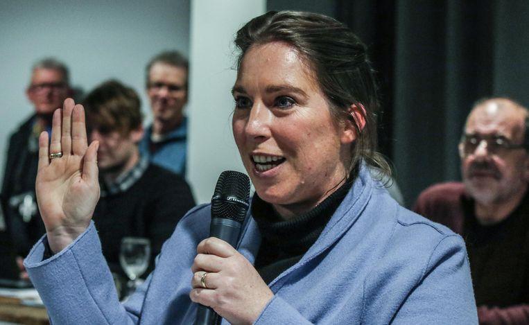 """""""We zullen constructief oppositie voeren, maar ook een vinger aan de pols houden"""",  zegt Katrien Desomer (CD&V)."""