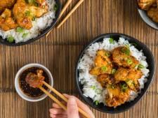 Wat Eten We Vandaag: Sticky bloemkool met rijst