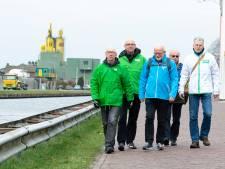 Politicus uit Overijssel wil wandelpaden op bedrijfsterreinen: 'Het is er nu levensgevaarlijk'