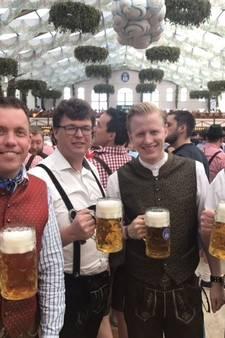 Oktoberfeesten populair bij Tukkers: Bier, Bratwurst en een beetje magie
