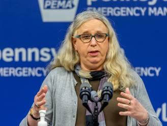 Rachel Levine wordt eerste transvrouw in Amerikaanse regering