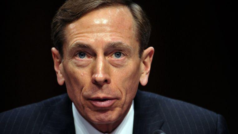 Petraeus gelooft niet dat IS verslagen kan worden met 'wapens alleen'. Beeld afp