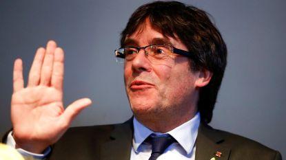 Puigdemont wil Catalaanse onafhankelijke groepen verenigen in nieuwe partij