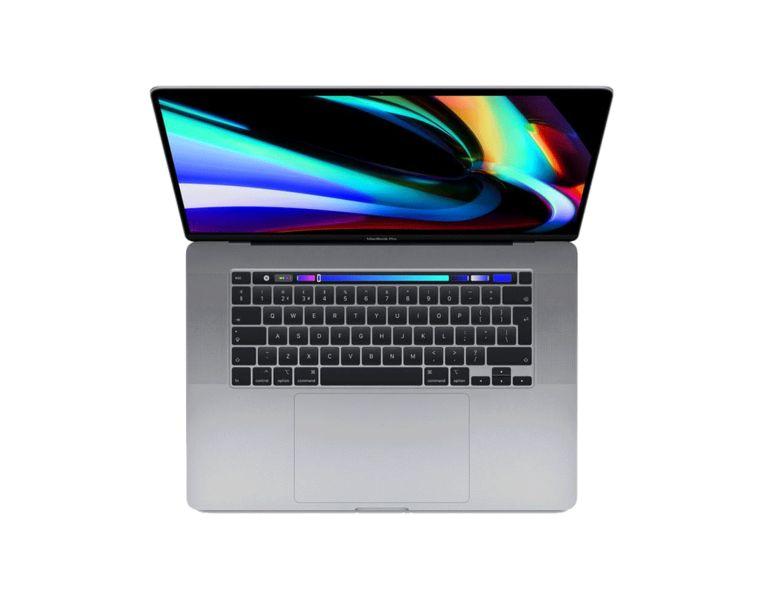 """De nieuwe MacBook Pro 16""""."""