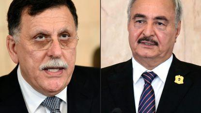 Libische rivalen stemmen in met vredesakkoord