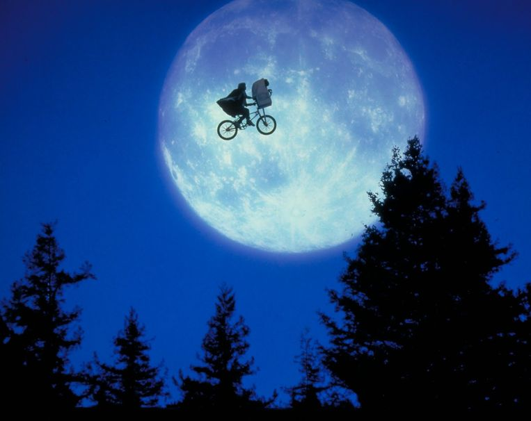 E.T. the Extra-Terrestrial Beeld