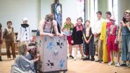 Einde van jarenlange zoektocht: Jeugdtoneel Litoziekla krijgt vaste stek in oude gemeenteschool van Bevere