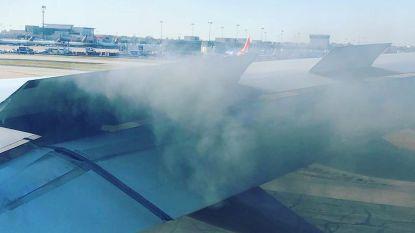 Na horrorongeluk met ontplofte motor maakt nog vliegtuig noodlanding wegens motorbrand