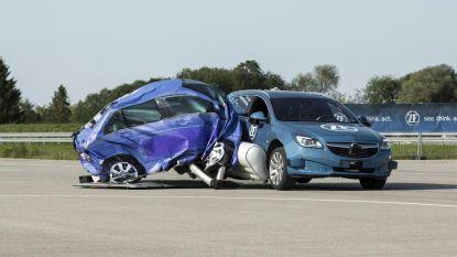 Auto's krijgen airbags aan de buitenkant: zo werken ze