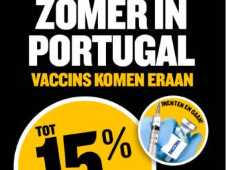 """Ryanair adverteert al volop voor zomerreizen: """"Vaccins komen eraan, inenten en gaan"""""""