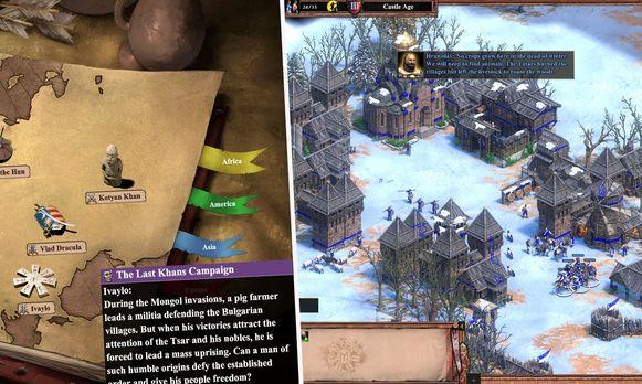 Met The Last Khans Campaign zit er ook een gloednieuwe campagne in Age of Empires: Definitive Edition.