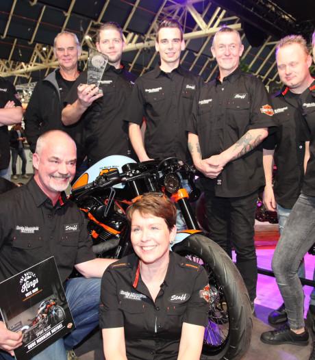Bedrijf in Borne beste Harley Davidson-bouwer in Benelux