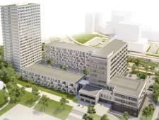 Kanaleneiland krijgt studententoren van 23 verdiepingen