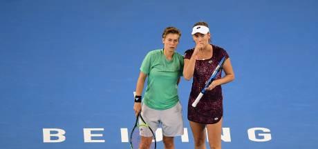 Schuurs loot Barty/Vandeweghe bij dubbelspel WTA Finals