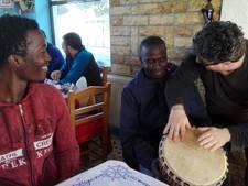 Op de trom slaan in 'snelkookpan' op Lesbos