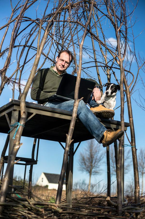 Jan Vantoortelboom foto Mechteld Jansen
