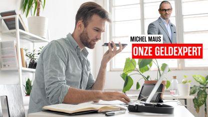"""""""Thuiswerk biedt de werknemer heel wat fiscale voordelen"""": Onze geldexpert Michel Maus vertelt welke kosten belastingvrij zijn"""