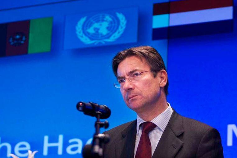 Maxime Verhagen (ANP) Beeld