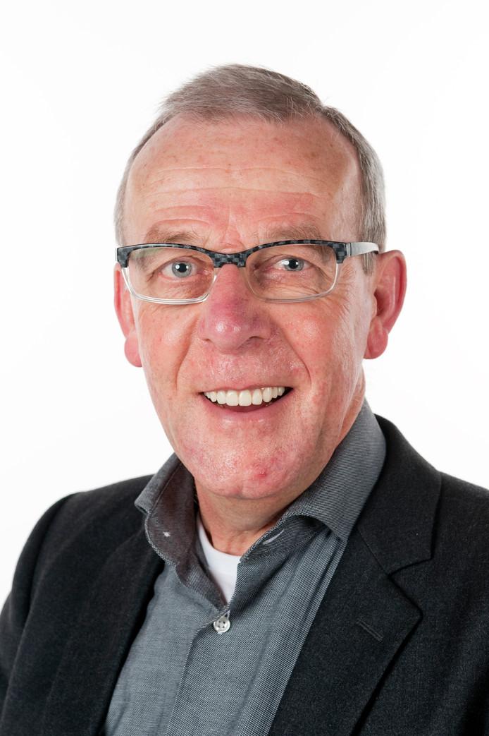 Wethouder Jac Huijsmans