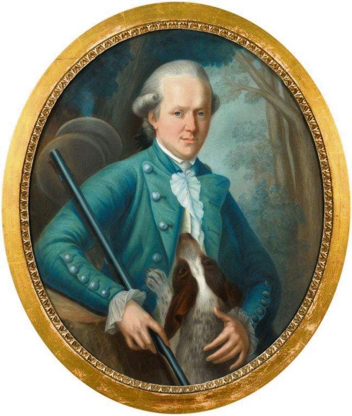 Nicolaas Steengracht, anoniem, omstreeks 1777