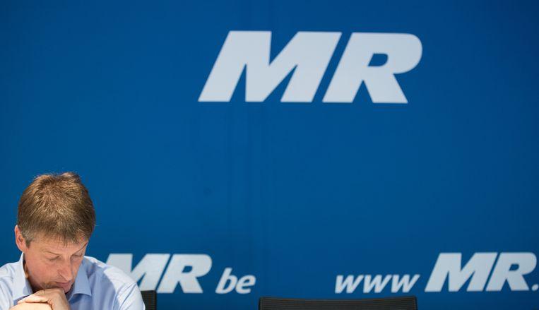 Ex-MR-voorzitter Olivier Chastel verhuist naar het Europese niveau.