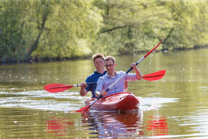 Steeds meer mensen kanoën in de Kop van Overijssel dankzij het door de provincie gesubsidieerde  project Kanoparadijs Weerribben-Wieden.