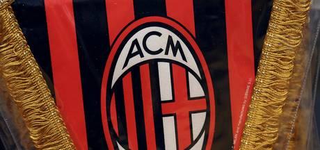 Amerikaanse beleggers redden verkoop AC Milan