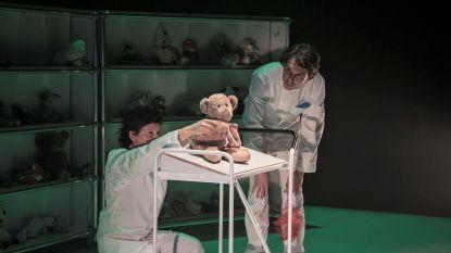 Theater Speelman speelt 'Pluche'