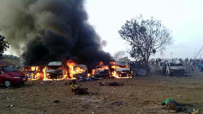 Dubbele bomaanslag in Nigeria