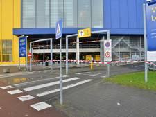 IKEA Breda urenlang dicht door los dakraam