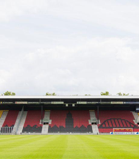 Meevaller voor GA Eagles: lagere rente op lening gemeente voor verbouwing stadion