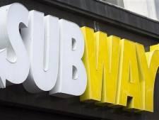 Subway onder druk door coronacrisis: 'We staan gelukkig niet volledig stil'