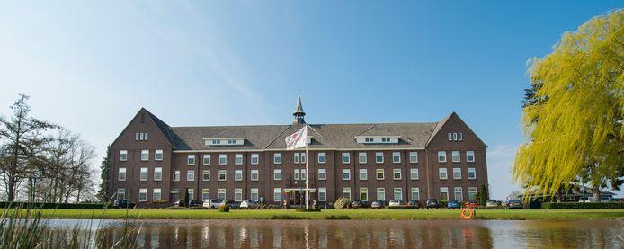 Retraitehuis De Zwanenhof in Zenderen.