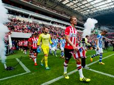Derby tussen PSV en FC Eindhoven gaat niet door