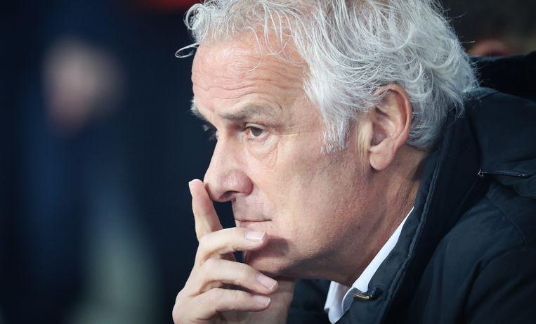 Fred Rutten verlaat Anderlecht zondeer
