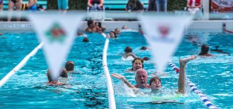 Zwolse Zwem4daagse begonnen